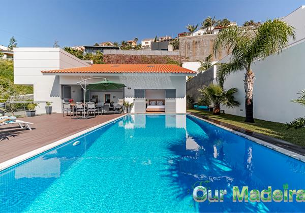 Ourmadeira Villas In Madeira With Private Pool Villa Sol E Mar By Ourmadeira