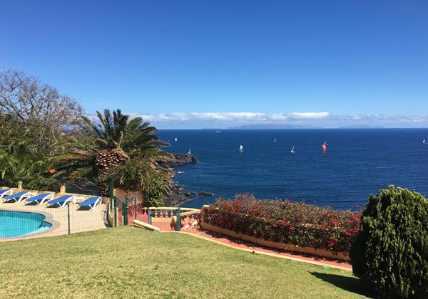 OurMadeira Villas in Madeira - Villa Albatroz View