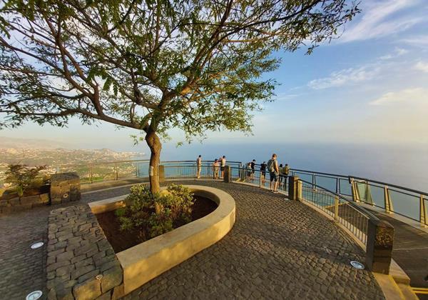 Ourmadeira Villas In Madeira Cabo Girao Viewpoint