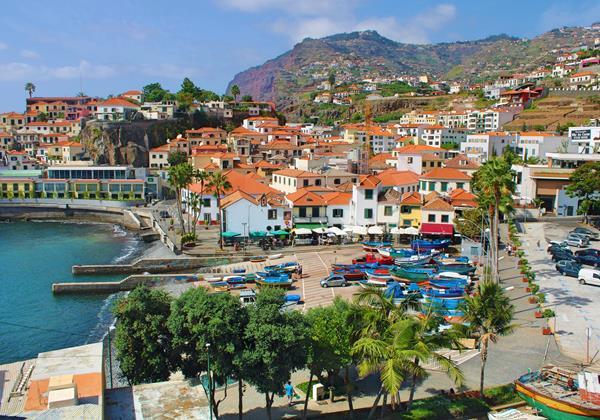 Ourmadeira Villas In Madeira Camara De Lobos Bars