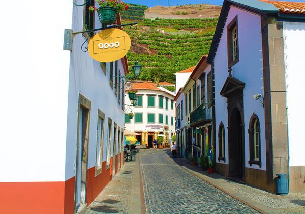 Ourmadeira Villas In Madeira Camara De Lobos Town Centre