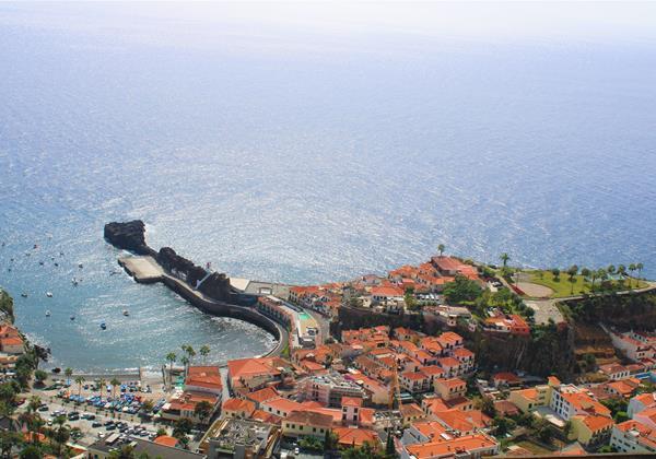 Ourmadeira Villas In Madeira Cmara De Lobos Village