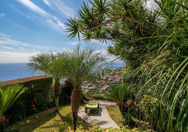 Ourmadeira Villas In Madeira Moradia Falesia Garden