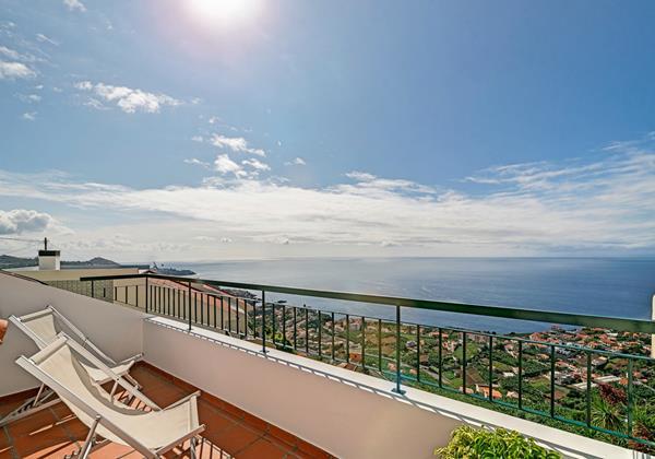 Ourmadeira Villas In Madeira Moradia Falesia Rooftop Terrace