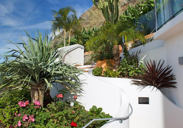 Ourmadeira Villa Do Mar IV Garden And Steps To Pool