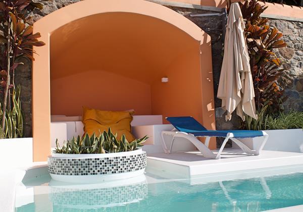 Ourmadeira Villa Do Mar IV Pool Snug