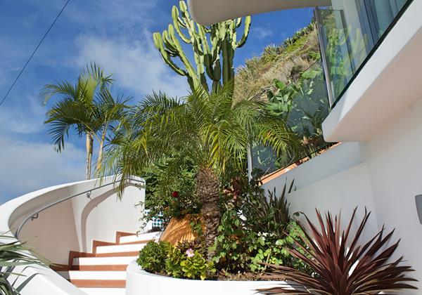 Ourmadeira Villa Do Mar IV Steps To Pool