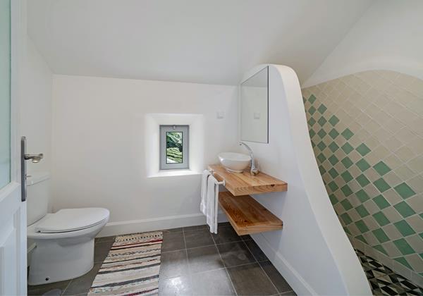 Ourmadeira Villas In Madeira Villa Do Mar IV Bathroom 1