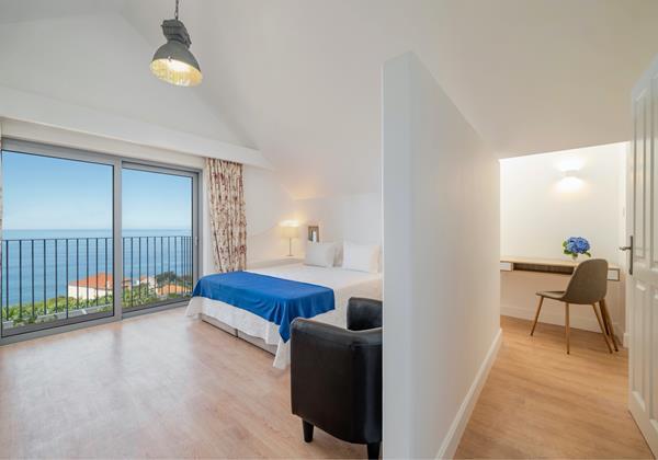 Ourmadeira Villas In Madeira Villa Do Mar IV Bedroom 1