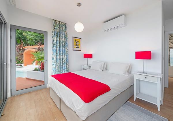 Ourmadeira Villas In Madeira Villa Do Mar IV Bedroom 2