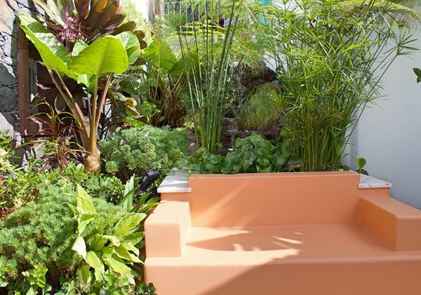 Ourmadeira Villas In Madeira With Garden Villa Do Mar IV Garden And Saet