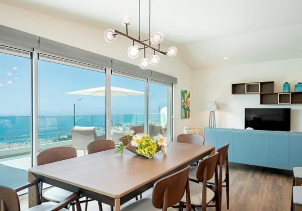 Ourmadeira Villas In Madeira Grandview Dining And View