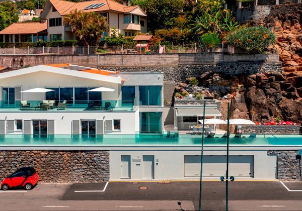 Ourmadeira Villas In Madeira Grandview Facade