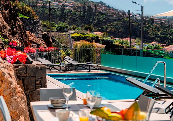 Ourmadeira Villas In Madeira Grandview Pool