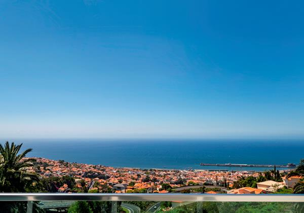 Ourmadeira Villas In Madeira Grandview View From The Villa