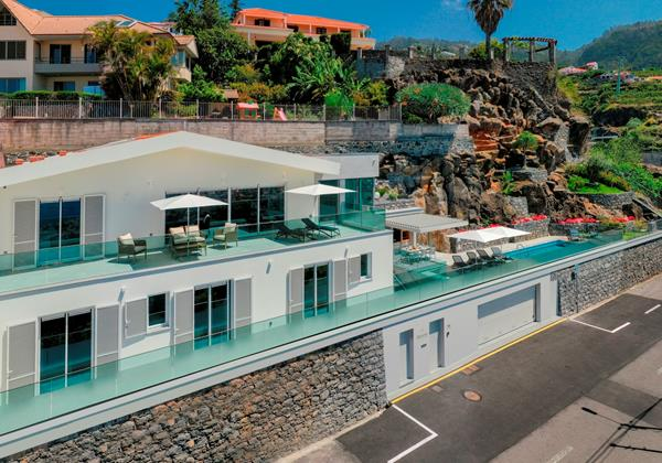 Ourmadeira Villas In Madeira Grandview Villa And Pool