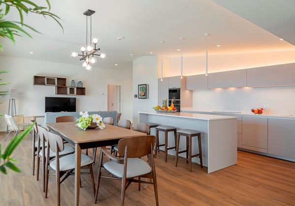 Ourmadeira Villas In Madeira Grandview Kitchen And Dining