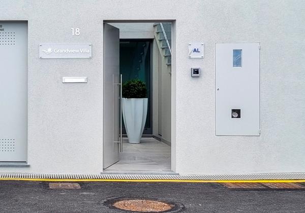 Ourmadeira Villas In Madeira Grandview Entrance