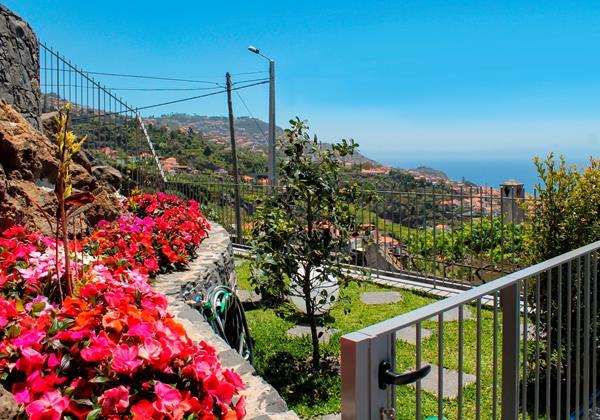 Ourmadeira Villas In Madeira Grandview Garden