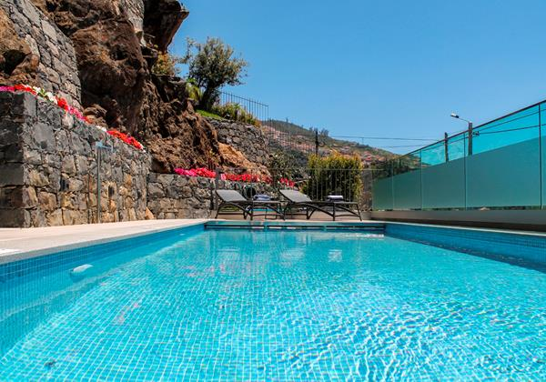 Ourmadeira Villas In Madeira Grandview Swimming Pool
