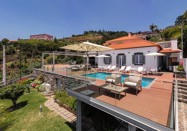 Ourmadeira Villas In Madeira Vila Da Portada Exterior