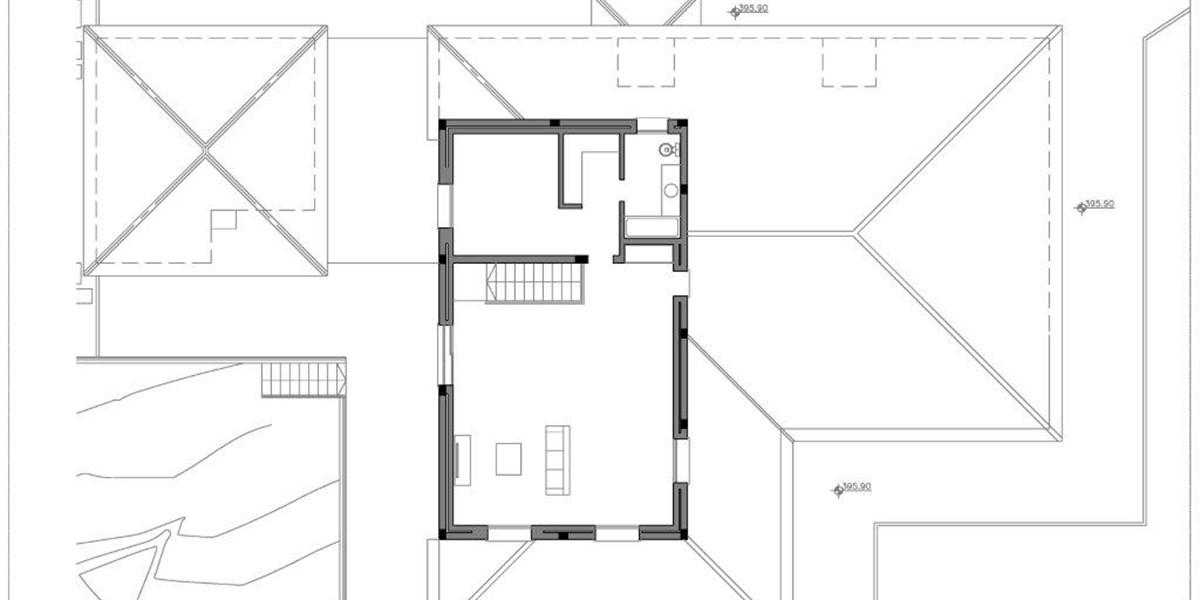 MHRD Bellevue Villa Plans 1F
