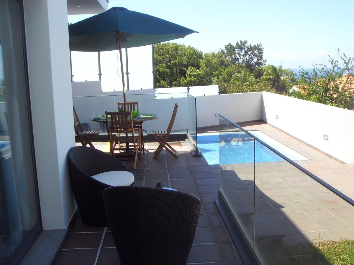 19 Casa Branca Ii Pool And Terrace