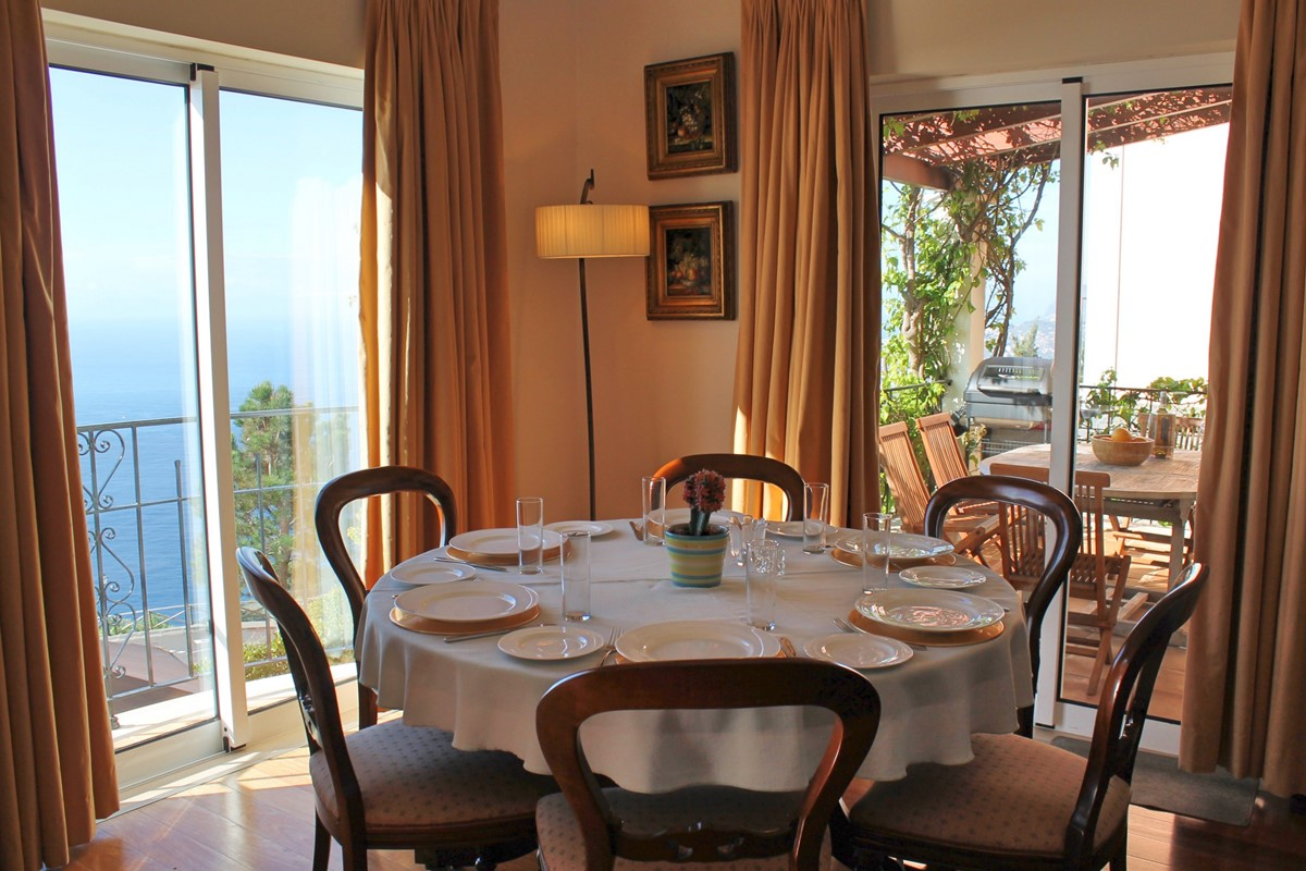 8 MHRD Casa Bela Vista Dining Terrace And View