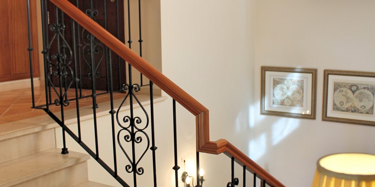 11 MHRD Casa Bela Vista Front Door And Stairwell