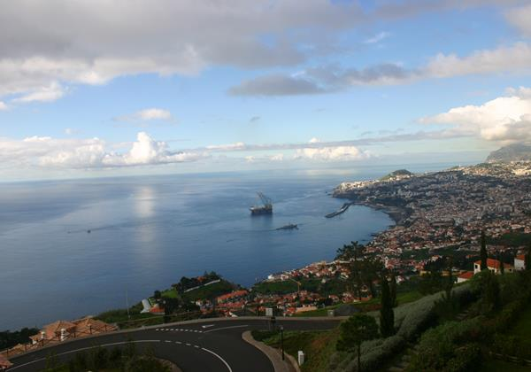 24 MHRD Casa Bela Vista View To Funchal