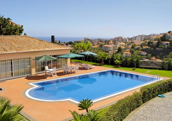 Our Madeira Villas with Large Pool - Casa Da Achada
