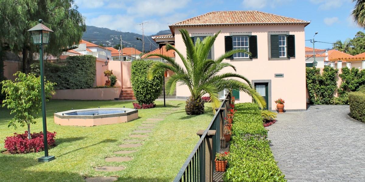 3 MHRD Casa Da Achada Garden And Exterior