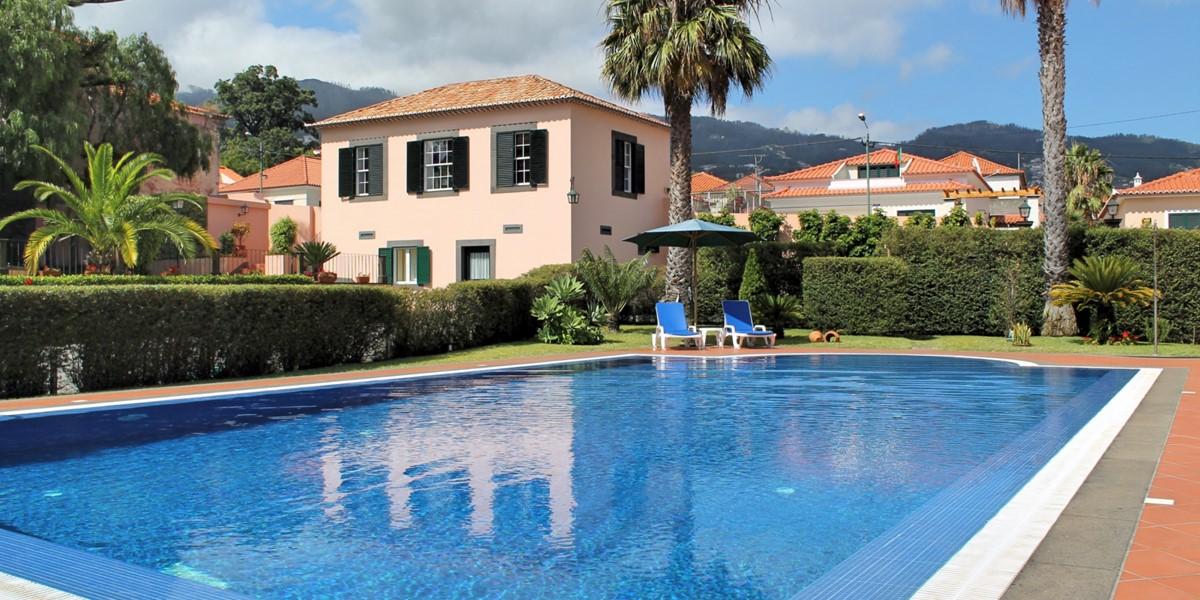 5 MHRD Casa Da Achada Pool