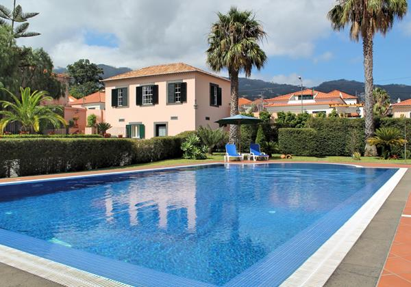 Our Madeira Traditional Villas in Madeira - Casa da Achada