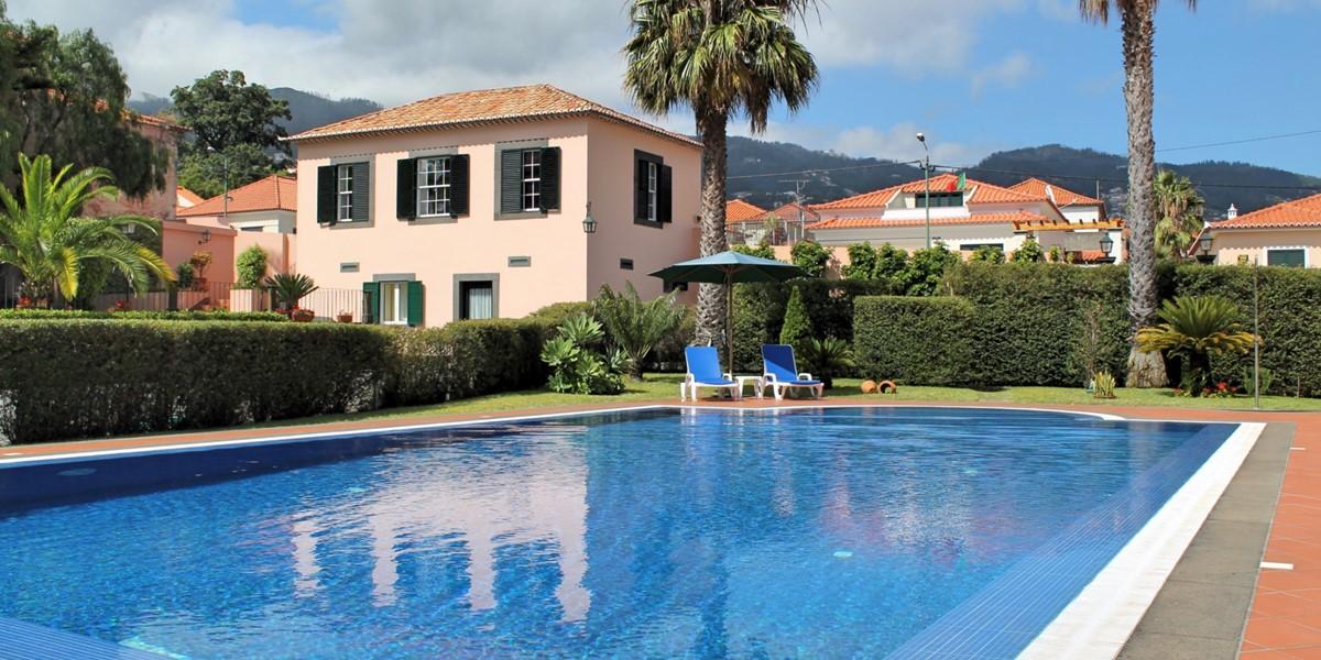 10 MHRD Casa Da Achada Exterior And Pool