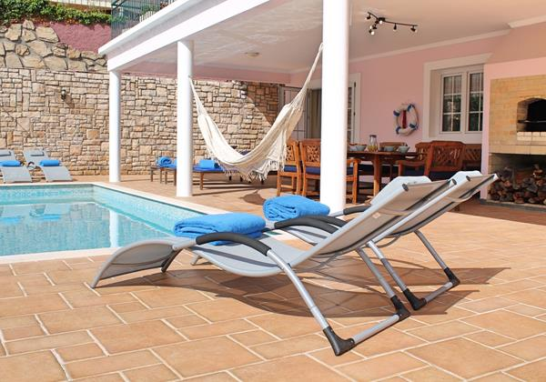Our Madeira - Villas in Madeira with Private Pool - Casa Petronella Pool