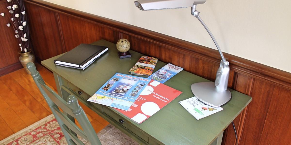 9 MHRD Casa Petronella Information Table