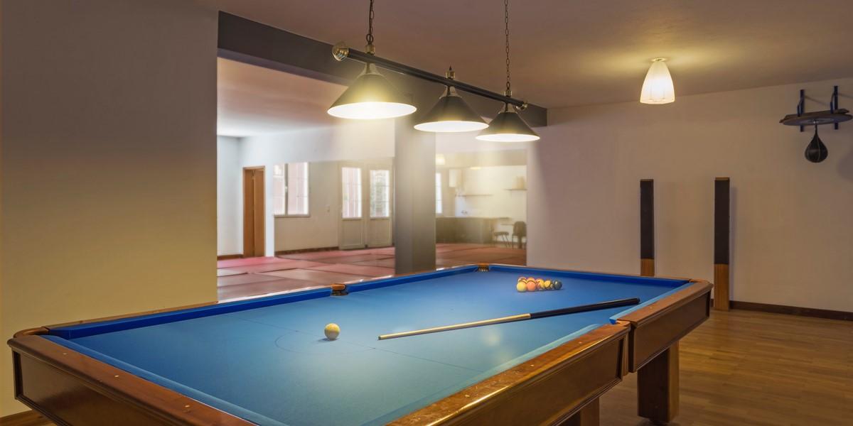 12 MHRD Casa Petronella Games And Yoga Room