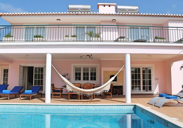 Our Madeira - Villas in Madeira for 12 - Casa Petronella Pool