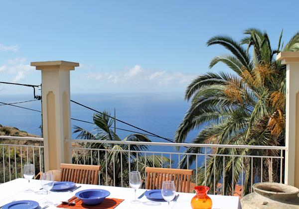 Our Madeira Villas in Madeira with Seaview -  Casa Das Neves