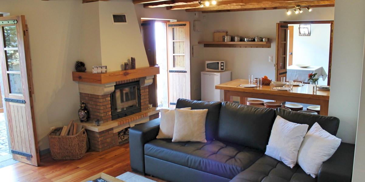 4 MHRD Casa De Campo Living Area And Barbecue