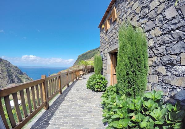Our Madeira Coutrysude Cottages in Madeira Casa De Campo