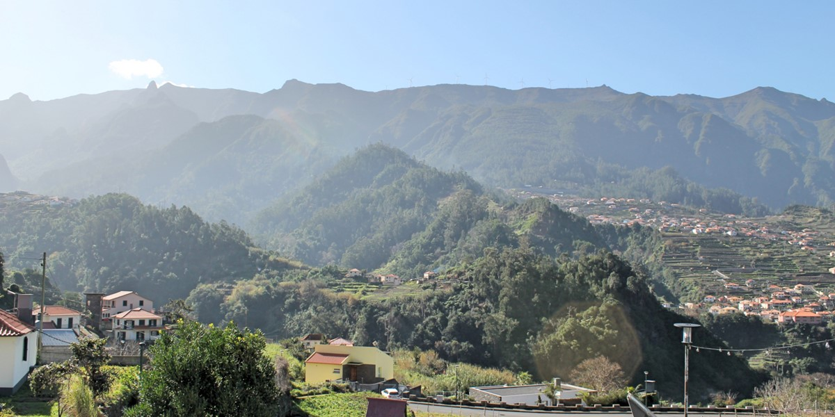 24 MHRD Dinis Country Cottage View From Lameiros Village