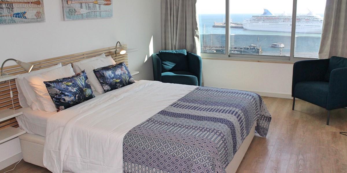 6 Petronella Marina Apartment Bedroom Double 2