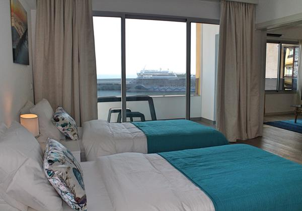 8 Petronella Marina Apartment Bedroom Twin 2
