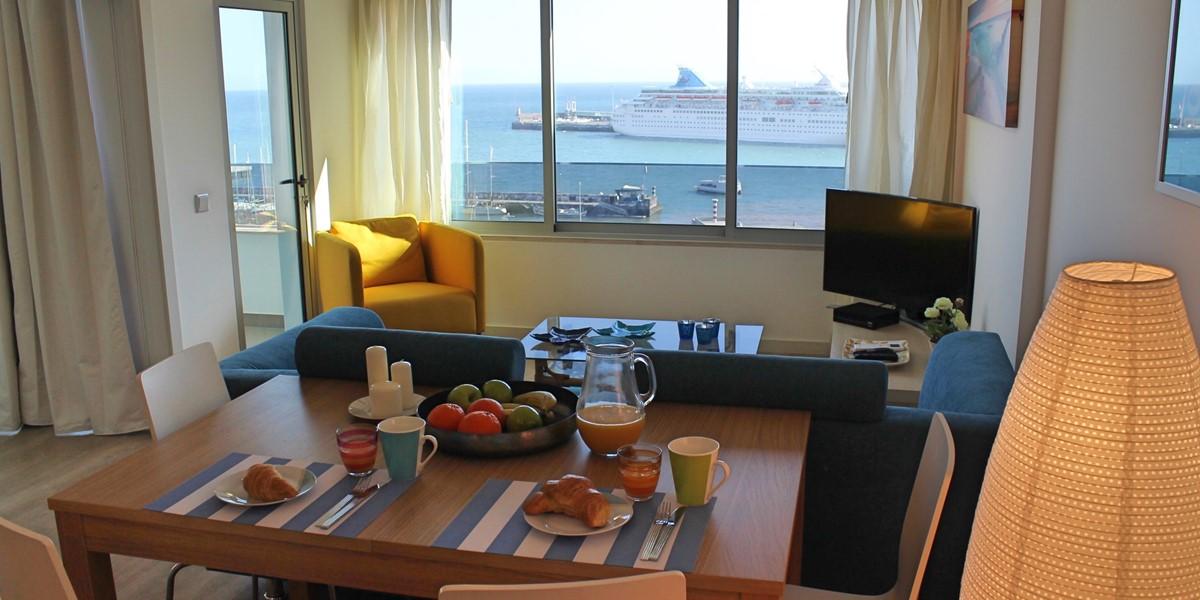 13 Petronella Marina Apartment Living Area 4