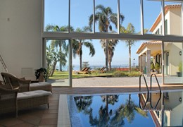 Our Madeira - Villas in Madeira with Indoor Pool - Villa Luzia