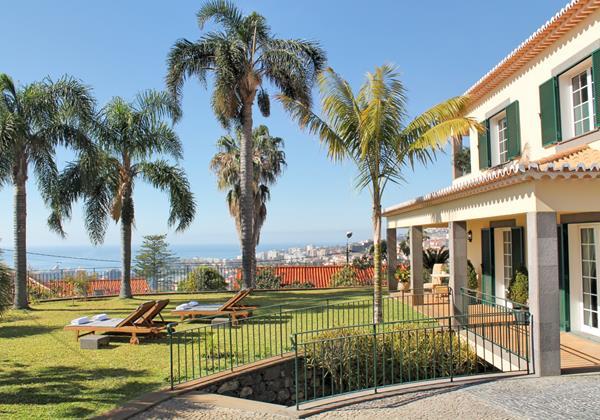 Our Madeira Villas in Madeira Villa Luzia Exterior Harbour
