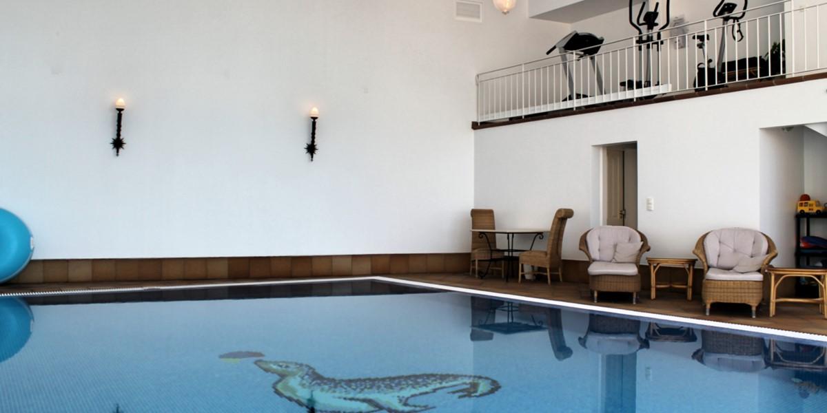 6 MHRD Villa Luzia Pool Fitness Area Close