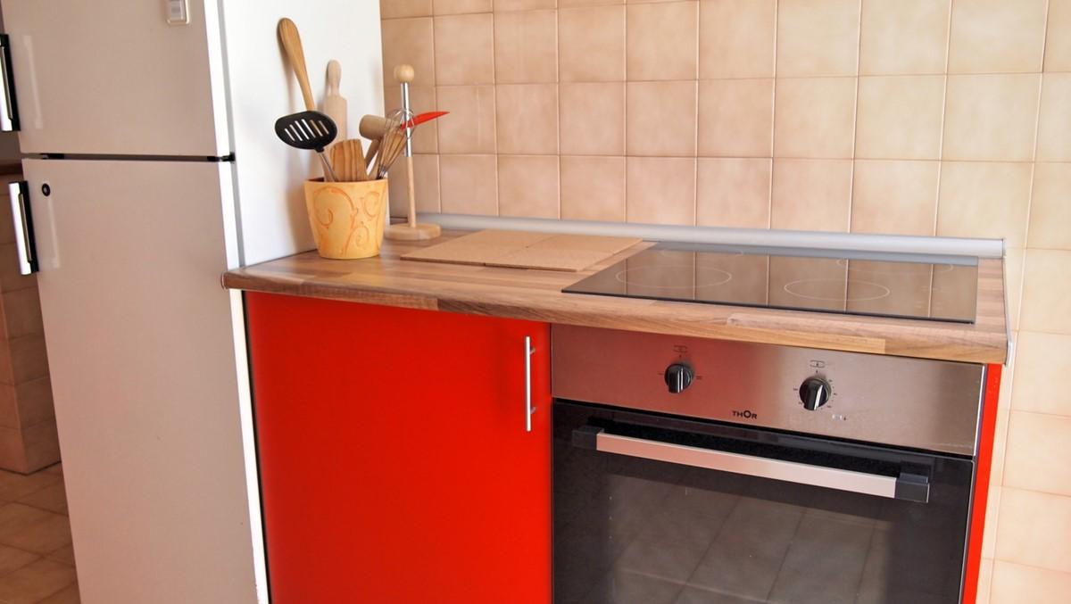 8 MHRD Villa Mary Kitchen Hob Oven